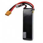 11.1V 2200mAh 30C Li-polymer Battery Pack for 450 Helicopter - Black