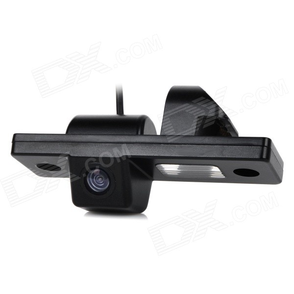 Wired CCD IP66 Waterproof 170' Wide-Angle Car Rearview Camera for Chevrolet New EPICA & More - Black