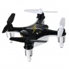 SYMA X12 2.4GHz 4-Channel 6-Axis Gyro Mini R/C Quadcopter Aircraft Toy - Black + White