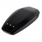 "1.2"" LED Display Car Laser Radar Detector w/ English / Russian Voice Alarm - Black"