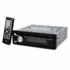 "Universal 3.0"" LCD Display Car DVD / CD / MP3 Audio Media Player w/ FM / USB / SD - Black + Grey"