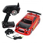 1:16 2.4GHz 3-Channel R/C Drifting Racing Electric Power Sports Car Model - Red + Black