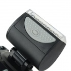 35lm 4-Mode White Light LED Headlamp - Black + Grey (3 x AAA)