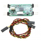 RCD3060 OSD Dual Voltage Monitoring System RCD 3060 OS Mini OSD FPV Module