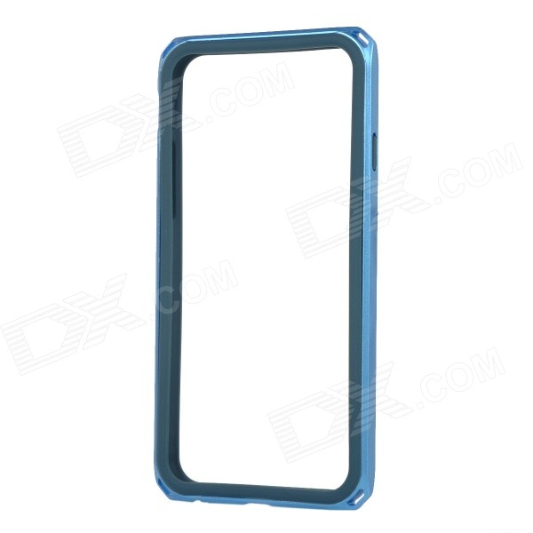 ROCK Protective TPU + PC Bumper Frame Case for iPhone 6 4.7 - Blueish Green rock protective tpu pc bumper frame case for iphone 6 4 7 orange