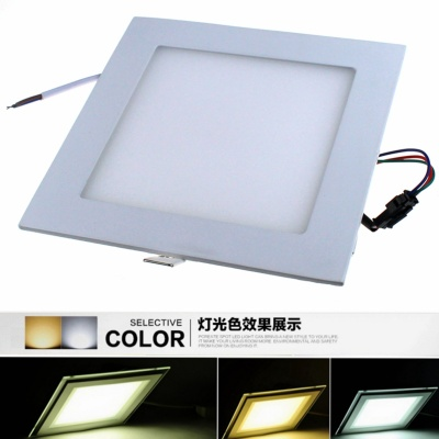 ZHISHUNJIA 18W 2800lm 72-SMD 5630 LED Changeable Light Ceiling Lamp