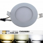ZHISHUNJIAW 800lm 24-SMD 5630 Changeable Light Ceiling Lamp (85~265V)
