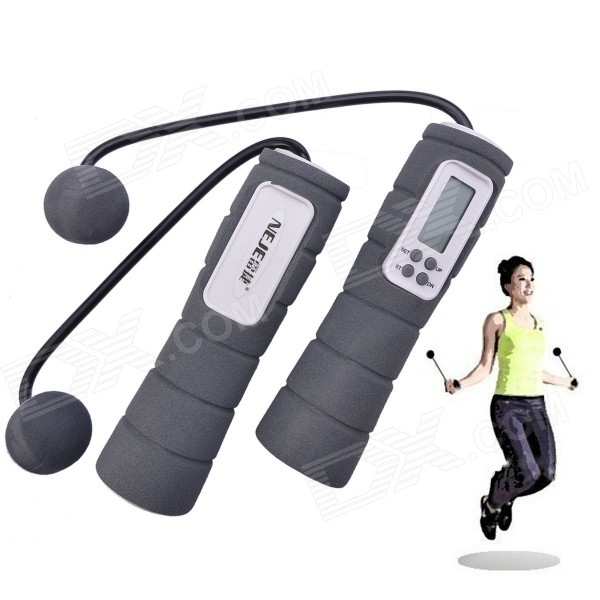 NEJE DG0008-2 Wireless Skipping Rope w/ 2