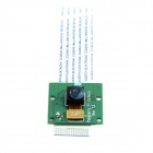 Original Raspberry Pi Camera Board 5.0 MP Webcam for Model A/B/A+/B+ - Green (1080p / 720p)