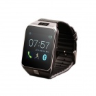 1.54'' Capacitive Screen Wireless Bluetooth Smart Wirst Watch for Samsung / Sony + More - Silver