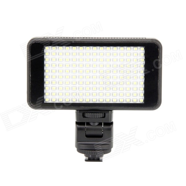 10W 500lm 150 -LED Профессиональная камера Видео Fill Light - Black