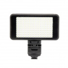 10W 500lm 150-LED Professional Camera Video Fill Light - Black