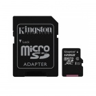 Kingston 128GB Class 10 U1 Micro SDXC (MicroSDXC) Memory Card for Android Phone SDCX10