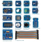 Starter Learning High Quality Sensor Module Kit Set for Arduino / Mega2560 / Leonardo