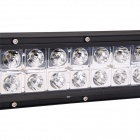 GULEEK 288W 20160lm 6000 K 96-LED fargerike Spot strålen arbeid Light Bar for bil / båt