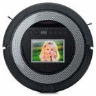 CleanMate PH-1000 (QQ5P-TV) 30W Smart Robotic Vacuum Cleaner - Black