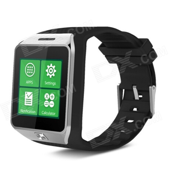 Wi-Watch S1 Android 2.3 GSM Watch Phone w/ 1.54