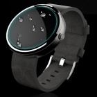 Protective Tempered Glass Film for Smart Watch MOTO 360 - Transparent