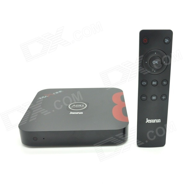 Jesurun Maxone Octa-Core Android 4.4.2 Google TV Player w/ 2GB RAM, 16GB ROM, US Plug