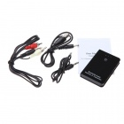 Portable 3.5mm Jack Wireless A2DP Bluetooth v4.0 Transmitter - Black