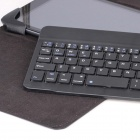 "Voyo 8 ""Bluetooth 59-Key Keyboard w / PU nahkakotelo Voyo A1 Mini Winpad Win8 Tablet PC - Musta"
