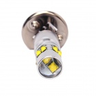 GC H1 50W 1000lm 6000K 10 x CREE - XBD White Light Car LED Phare / Fog Light ( DC 10 ~ 24V )