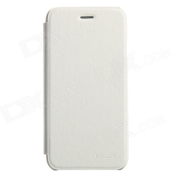 все цены на KALAIDENG Protective PU Leather Case for IPHONE 6 Plus - White онлайн