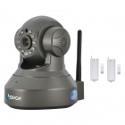 VStarcam T7837WIP-AR 1.0MP Wireless Linkage Alarm IP Camera w/ Door & Window Magnetic Sensors