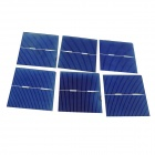DIY Toy 0.5V Solar Battery Pads + Professional Strip Set - Deep Blue