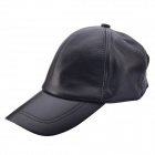 NEJE ZJ0081-1 Men's Casual Adjustable Baseball Cap - Black