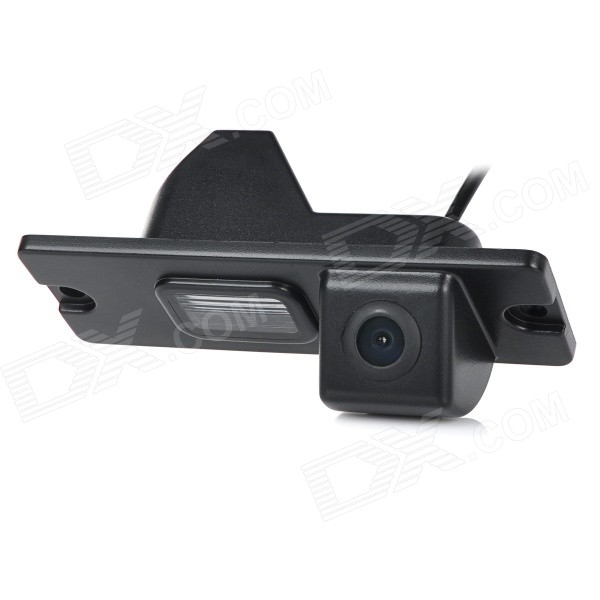 Wired CCD IP66 Waterproof 170' Wide-Angle Car Reversing Rearview Camera for Mitsubishi Pajero & More