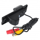 Wired CCD IP66 Waterproof 170 'Wide-Angle Car Invertendo Camera Retrovisor para Mitsubishi Pajero & More