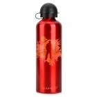 SAHOO 52133 Aluminum Alloy Outdoor Sports Cycling Water Bottle - Red (750mL)