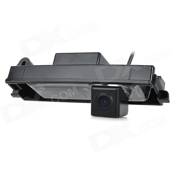 Wired CMOS 170' Wide-Angle Waterproof Reversing Rearview Camera for Toyota RAV4 / Chery Tiggo 3 / A3