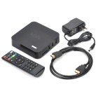 HDQ OURSPOP Android TV Player w / 1GB RAM 2% C 8GB ROM - preta % 28US % 29