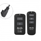 Meyin RC-821/S1 Wireless Flash Trigger Remote Control for Sony Cameras - Black