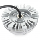 3.6W 850nm 3600mW Dome Style IR LED Lamp for Surveillance CCTV Camera - Silver