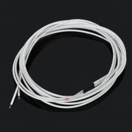 100K Temperature Sensor for 3D Printer - White