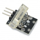 Tap Sensor Module for Arduino - White + Black (Works with Official Arduino Boards)