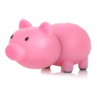 Lovely Cartoon Piggy Style USB 2.0 Flash Drive Disk - Pink (32GB)