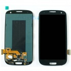 LCD Touch Screen Module for Samsung S3 i9300 - Blueish Black