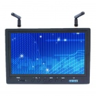 "RC901 9"" FPV PIP 2CH LCD Screen Monitor Build-in 32CH Receiver - Black"