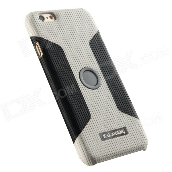 fr p kalaideng car mounted special back cover case holder for iphone  black white
