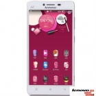 "Lenovo A858T Android 4.4 Quad Core 4G Phone w/ 5.0"", 8GB ROM, GPS, WiFi, BT, JAVA, FM - White"