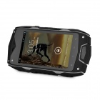 "Waterproof Z6 MTK6572 Dual-Core Android 4.2 WCDMA Phone w/ 4.0"" QHD, 4GB ROM - Black + Gray"
