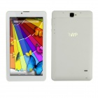 "ТПР 710W 7 ""IPS Quad-Core Android 4.4 Tablet PC ж / 1GB RAM, 8 Гб ROM, Bluetooth, 3G, Wi-Fi - Белый"