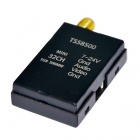 TS58500 5.8GHz 500mW 32-CH Wireless Audio and Video Transmitter Module - Black