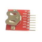 DS3234 Real-time Clock Module for Arduino - Red