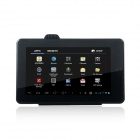"ACSON Y176S 7"" Android 4.0 bil GPS Navigator med Wi-Fi / kamera / USA + Canada kart - Black (8GB)"