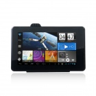 "ACSON Y176S 7"" Android 4.0 Car GPS Navigator w/ Wi-Fi / Camera / EU Map - Black (8GB)"